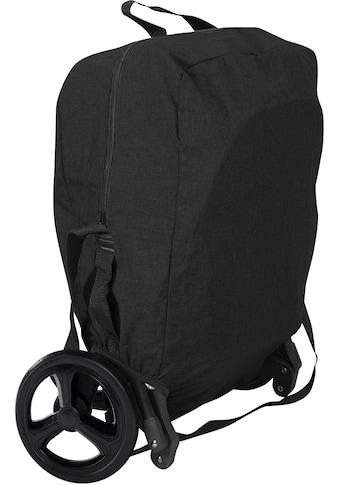 Knorrbaby Kinderwagen - Transporttasche »X - Easy - Fold und Head Transport Bag, schwarz« kaufen