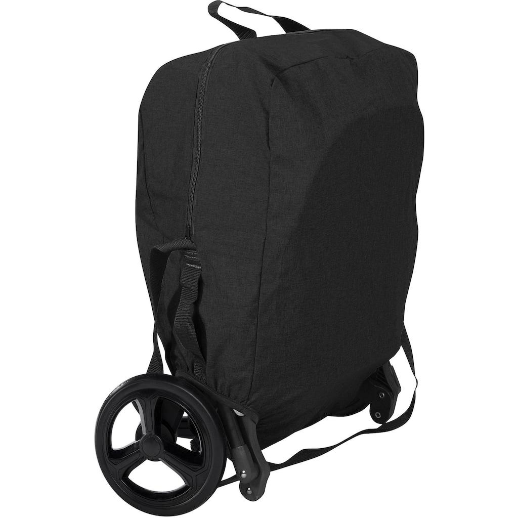 Knorrbaby Kinderwagen-Transporttasche »X-Easy-Fold und Head Transport Bag, schwarz«