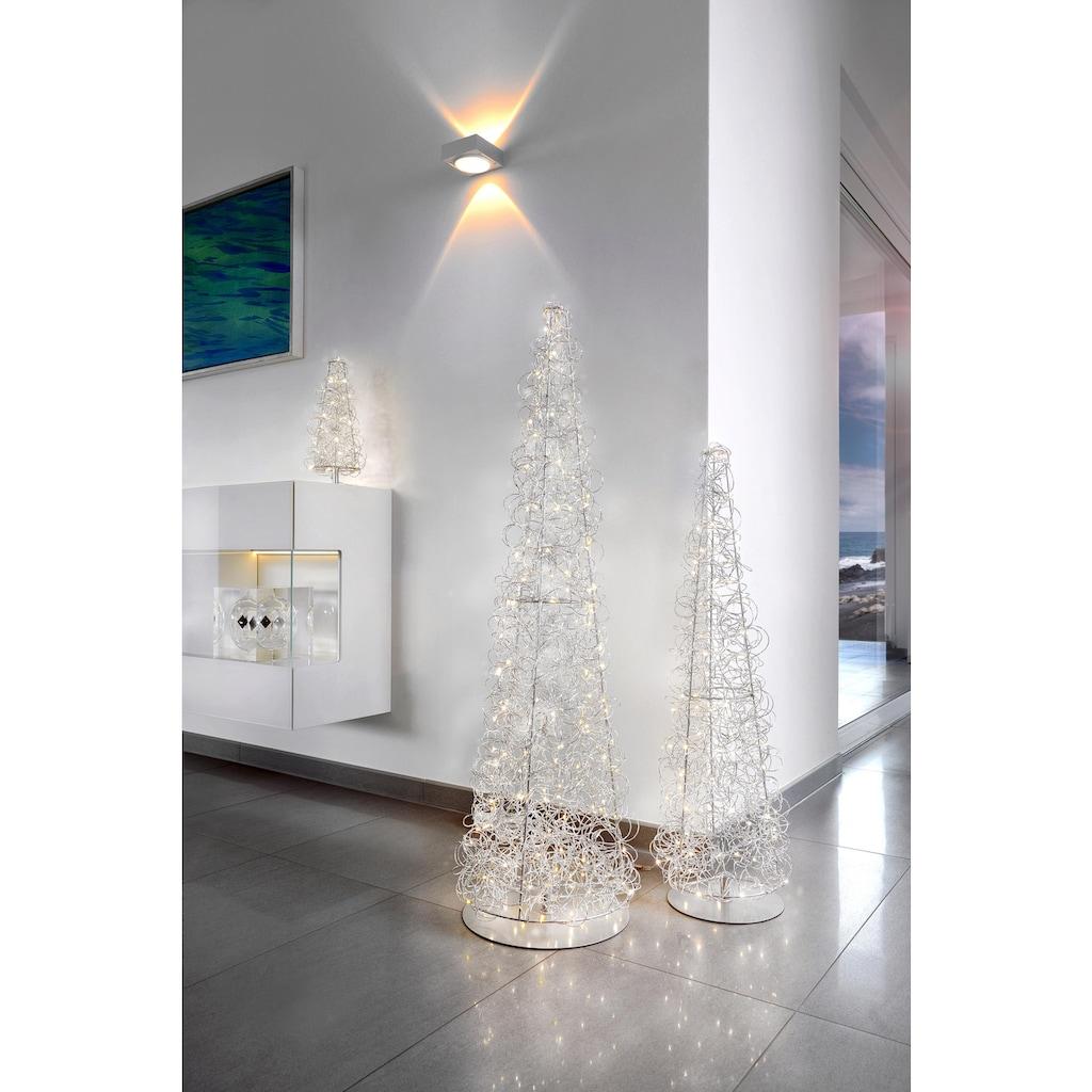 SOMPEX LED Baum »CURLY«, Warmweiß, Höhe 130 cm