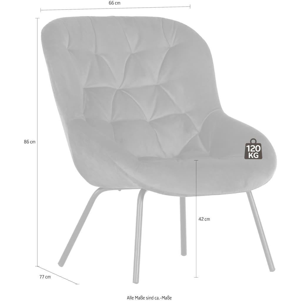 Gutmann Factory Sessel »Fiona«