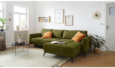 Mr. Couch Ecksofa »Aaron«, Exklusivkollektion und 5 Jahre Hersteller-Garantie auf... kaufen