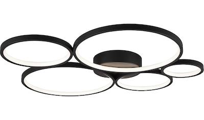 TRIO Leuchten LED Deckenleuchte »RONDO, Deckenlampe, Deckenleuchte«, LED-Modul, 1 St.,... kaufen