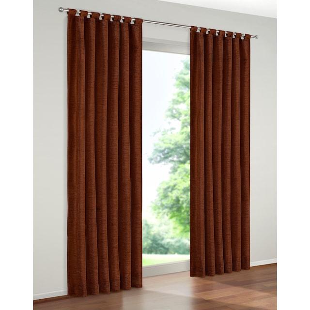 Vorhang, »Trondheim 328 g/m²«, Wirth, Schlaufen 1 Stück