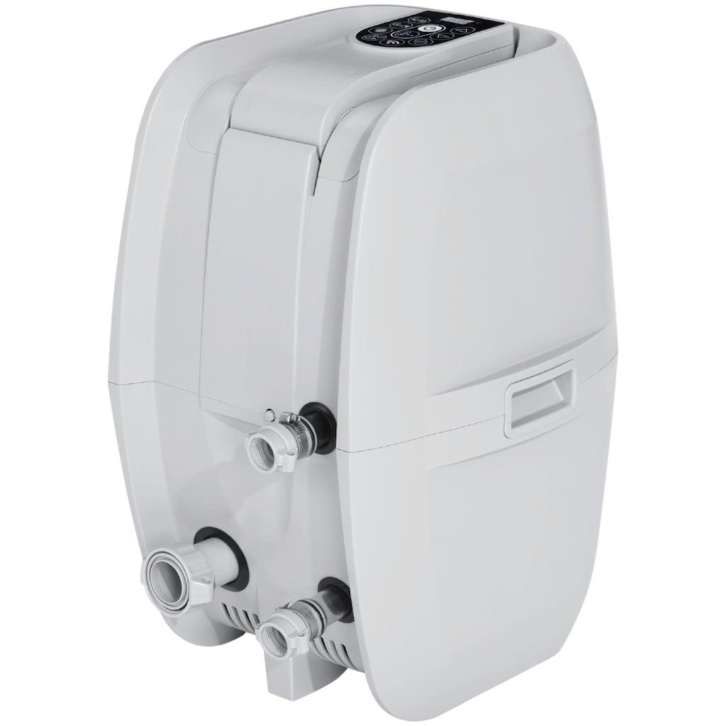 Bestway Whirlpool »LAY-Z-SPA® Vancouver AirJet Plus™«, ØxH: 155x60 cm, für bis zu 5 Personen, mit App-Steuerung