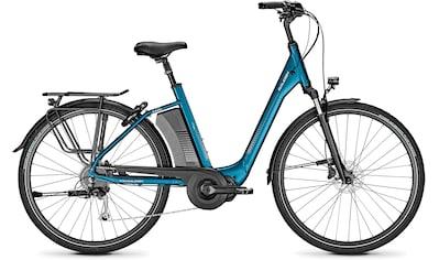 Raleigh E - Bike »CORBY 9«, 9 Gang Shimano Alivio Schaltwerk, Kettenschaltung, Mittelmotor 250 W kaufen