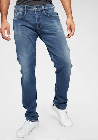 Replay Slim - fit - Jeans »ANBASS Hyperflex« kaufen