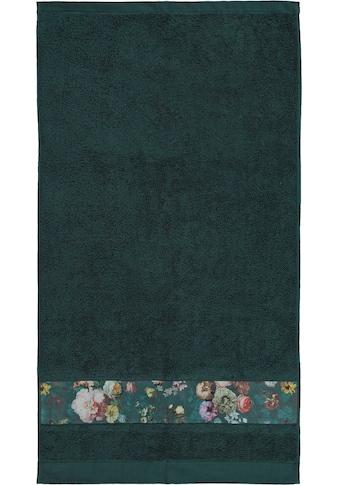 Essenza Duschtuch »Fleur«, (1 St.), Bordüre im wunderschönen Blumenprint kaufen