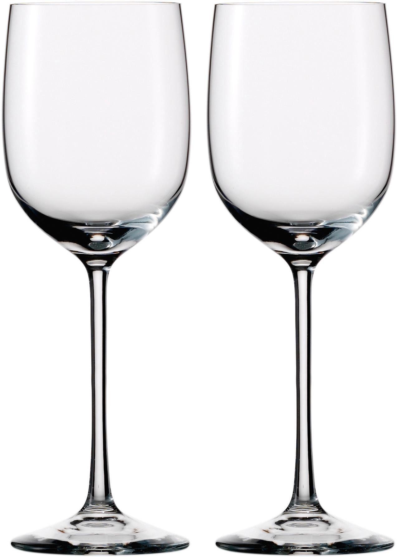 Eisch Rotweinglas Jeunesse, (Set, 2 tlg.), bleifreies Kristallglas, 360 ml farblos Kristallgläser Gläser Glaswaren Haushaltswaren