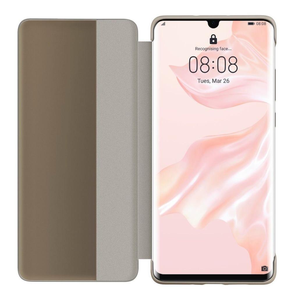 "Huawei Booklet Hülle Tasche für HUAWEI P30 Pro »""Smart View Flip Cover""«"