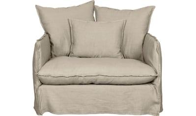 furninova XXL-Sessel »Copenhagen«, inklusive 4 Rücken- und 3 Zierkissen, Kissen mit... kaufen