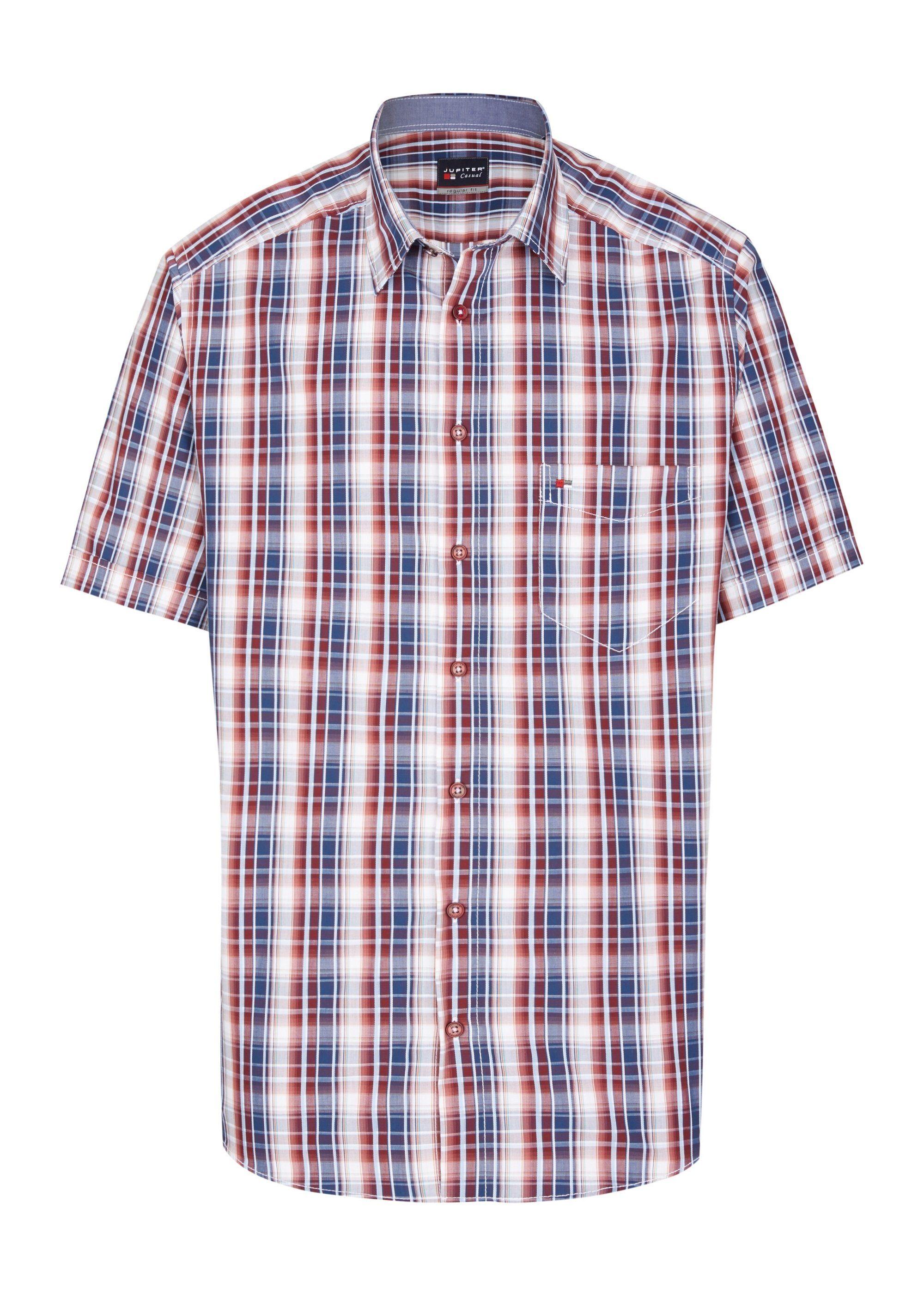 Jupiter Cooles lässiges Freizeithemd | Bekleidung > Hemden > Freizeithemden | Jupiter