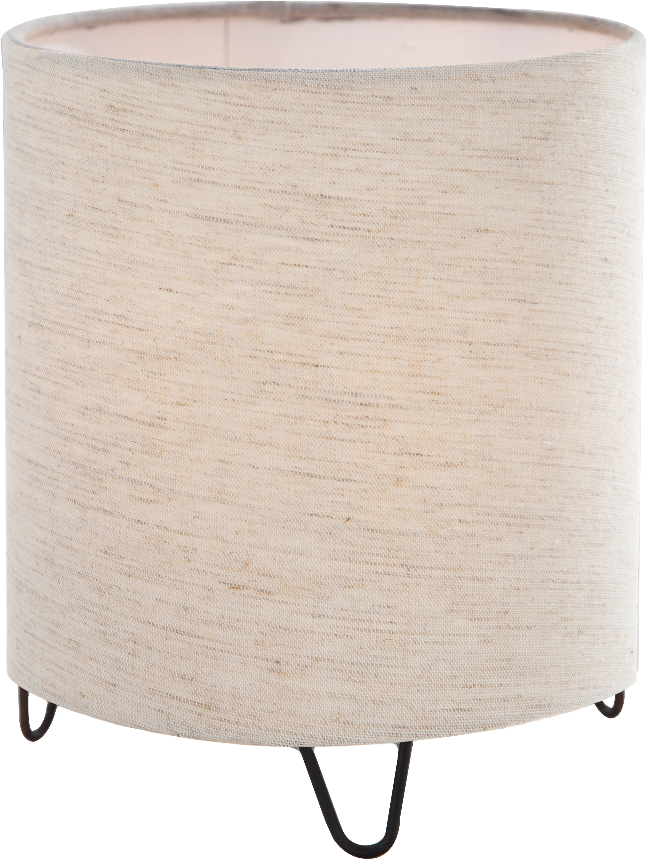 Nino Leuchten LED Tischleuchte Lee, E14, 1 St., Neutralweiß, inkl. 1x E14 Leuchtmittel