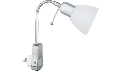 TRIO Leuchten Steckdosenleuchte »Ligara«, mit Flexarm, Schalter, Leuchtmittel tauschbar kaufen