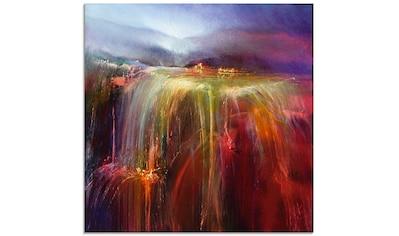 Artland Glasbild »Überfluss«, Gewässer, (1 St.) kaufen
