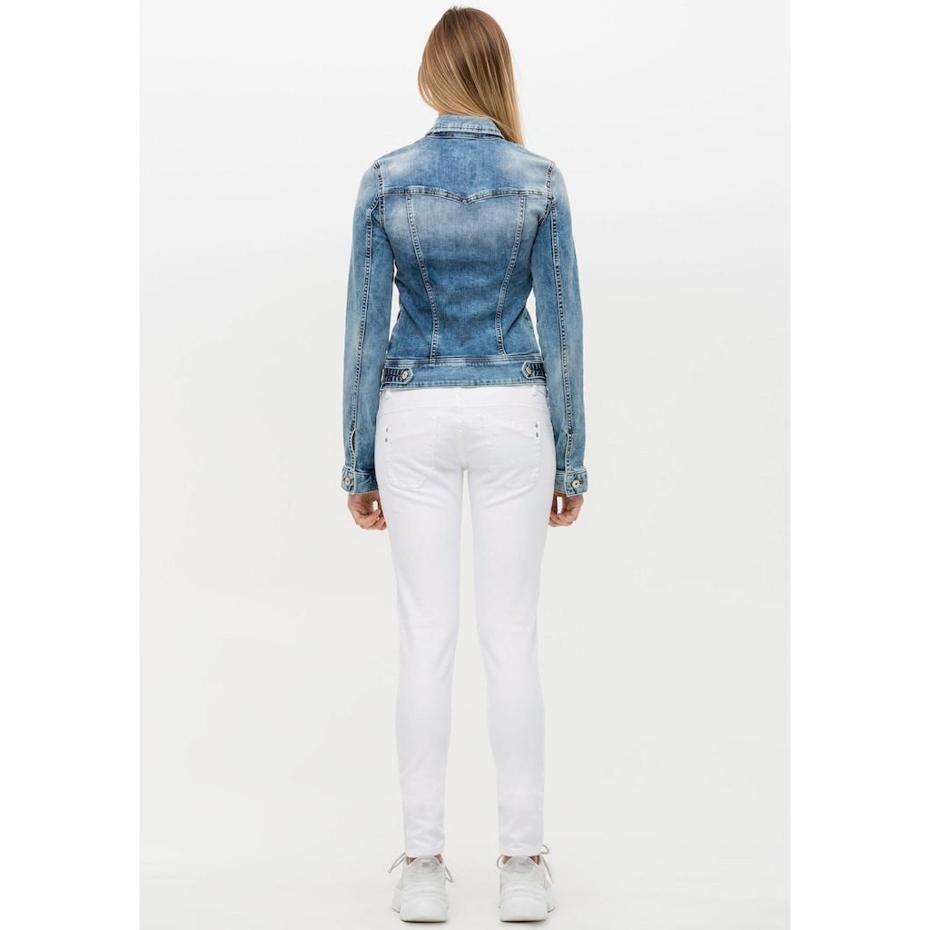 LTB Jeansjacke »DEAN X«, in angesagten Waschungen