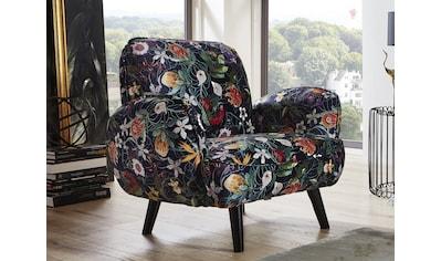 ATLANTIC home collection Sessel, mit Wellenunterfederung kaufen