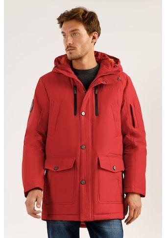 Finn Flare Daunenjacke, mit komfortablem Schnitt und modischem Design kaufen