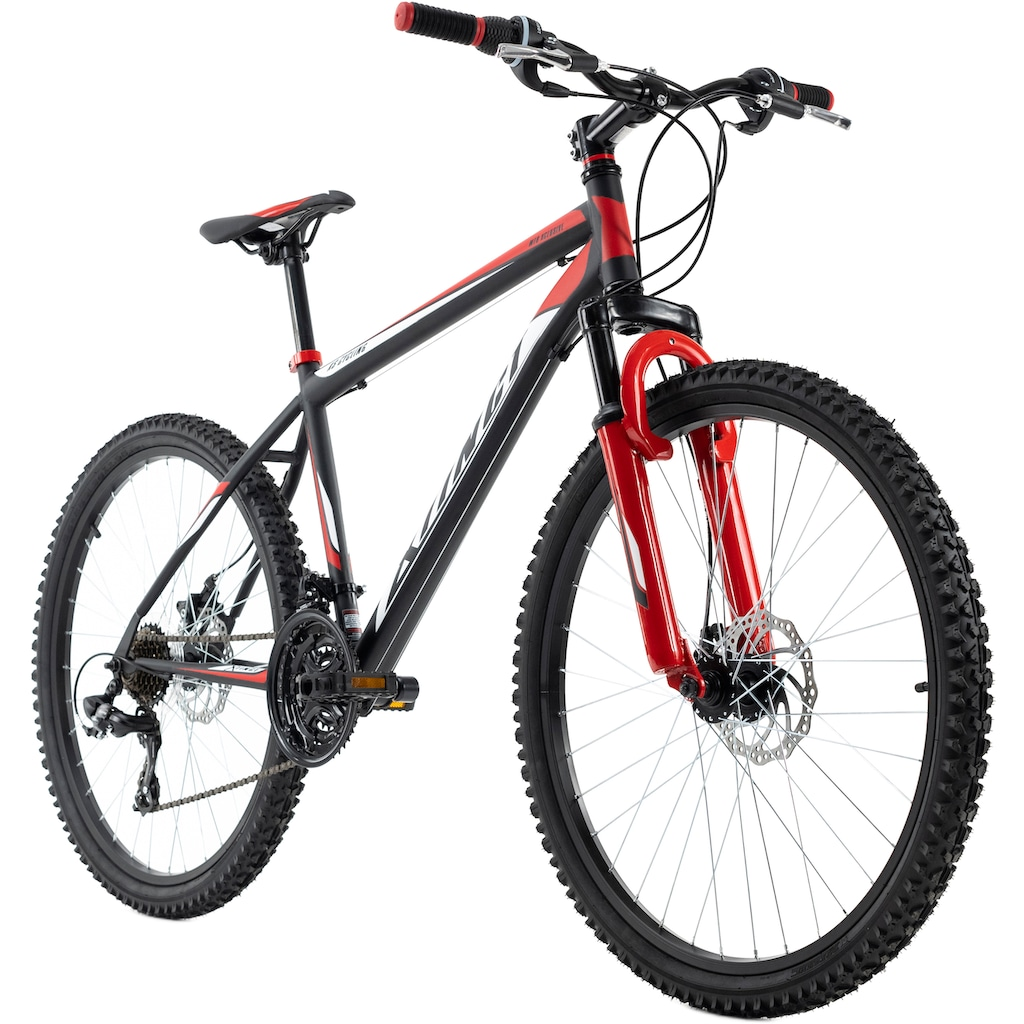 KS Cycling Mountainbike »Xtinct«, 21 Gang, Shimano, Tourney Schaltwerk, Kettenschaltung