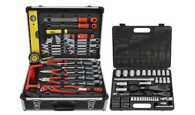 FAMEX Werkzeugset »744 FX-48«, (Set, 159 St.) kaufen
