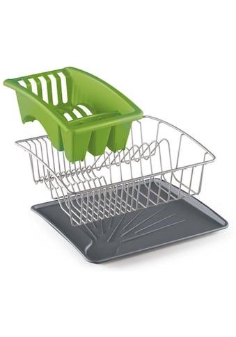 Metaltex Geschirrständer »Aquanet plus«, (Set, 3 tlg.) kaufen