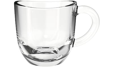 LEONARDO Espressotasse »NAPOLI«, (Set, 6 tlg.), Glas, 80 ml kaufen