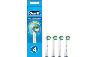 Oral B Aufsteckbürsten »Precision Clean CleanMaximiser«, CleanMaximiser-Technologie kaufen