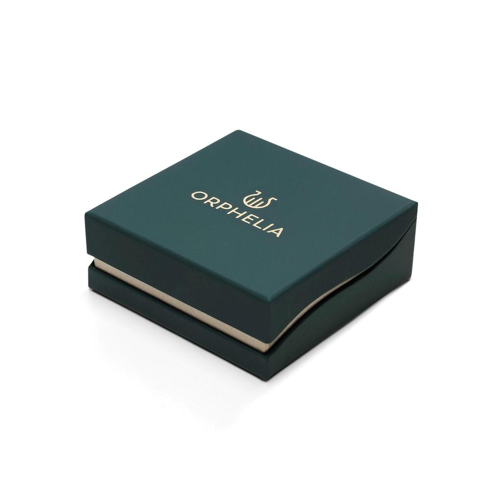 ORPHELIA Ohrring und Ketten Set »SET-7489/G« (Set, 4 tlg.)