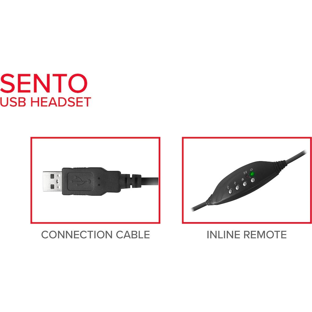 Speedlink Headset »SENTO USB«