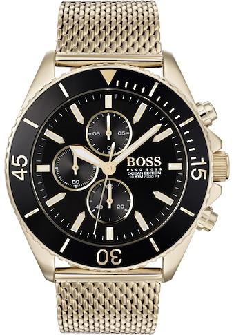 Boss Chronograph »OCEAN EDITION, 1513703« kaufen