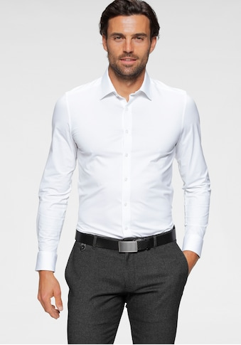 OLYMP Businesshemd »Level Five body fit«, in Jersey Qualität kaufen