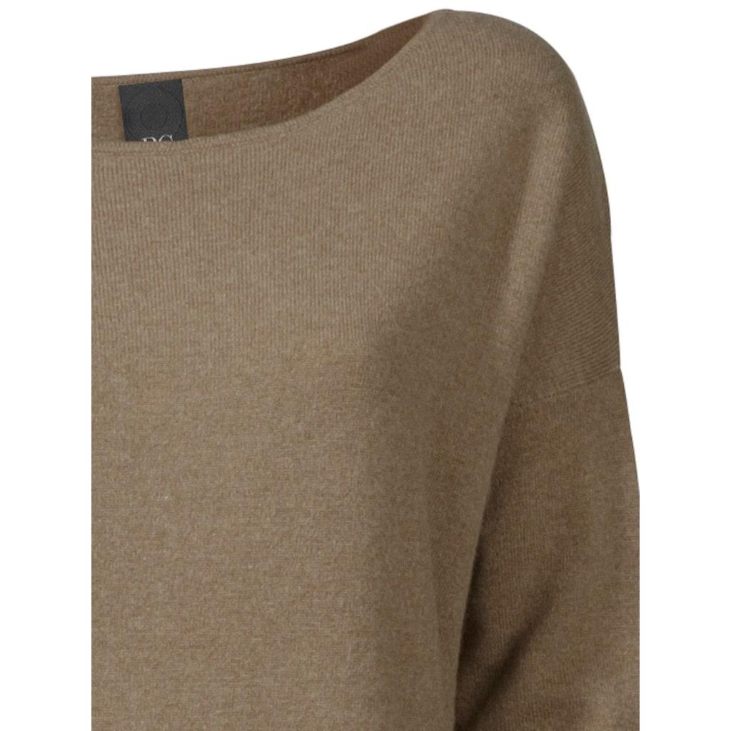 Oversized Pullover aus Kaschmir