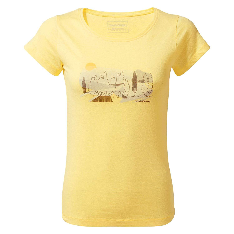 Craghoppers T-Shirt Damen Cornelia kurzärmlig
