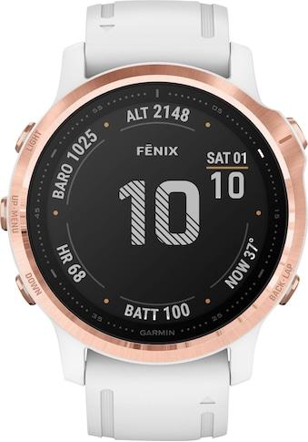 """Garmin Smartwatch »fēnix 6 S – Pro« (3,04 cm/1,2 """" kaufen"""