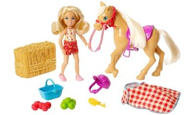 """Mattel® Anziehpuppe """"Barbie Chelsea Spaß auf dem Bauernhof"""" kaufen"""
