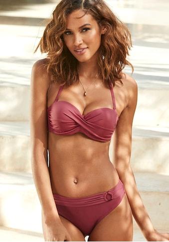 s.Oliver Beachwear Bügel - Bandeau - Bikini - Top »Rome« kaufen
