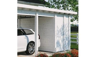 Kiehn-Holz Geräteraum, BxT: 299x174 cm, nur für Carport KH 320/321 kaufen
