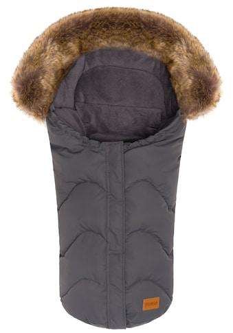 Fillikid Fußsack »Lhotse Winterfußsack, grau« kaufen