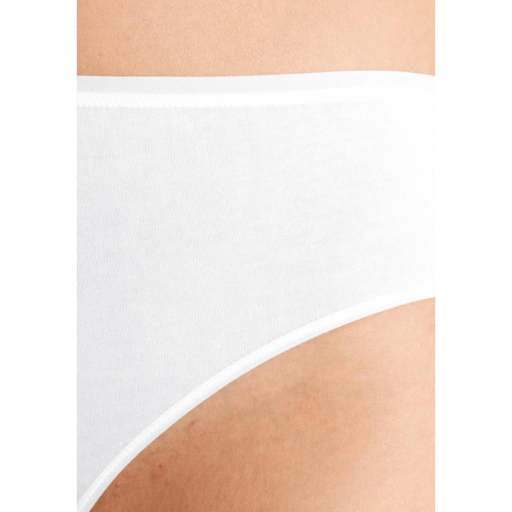Schiesser Slip »Cotton Essentials«, aus Pima-Baumwolle