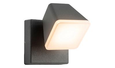 AEG Isacco LED Außenwandleuchte anthrazit kaufen