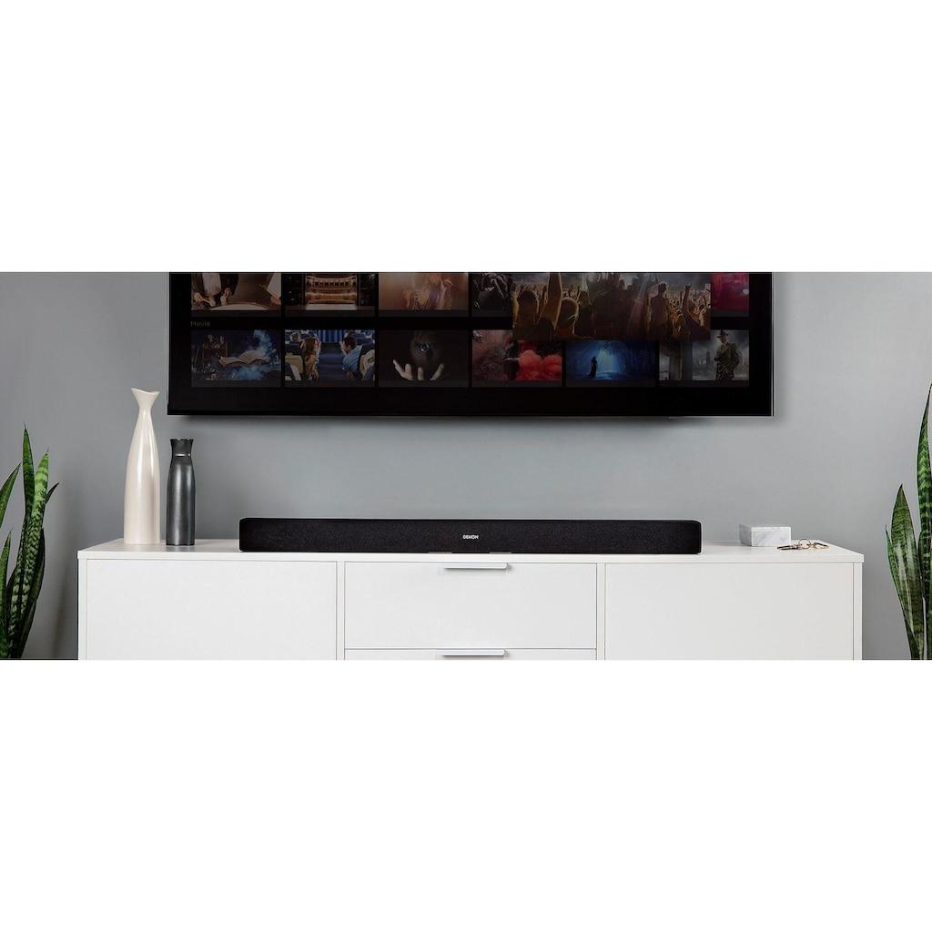 Denon Soundbar »DHT-S216«, eingebauter Subwoofer
