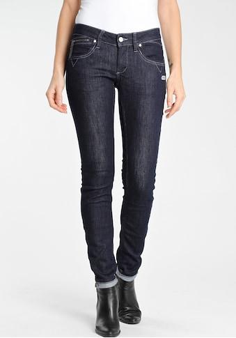 """GANG Skinny-fit-Jeans »""""NIKITA""""«, mit Zipper-Detail an der Coinpocket kaufen"""
