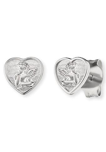 Herzengel Paar Ohrstecker »Angeli Herz, HEE-ANGELI-HEART« kaufen