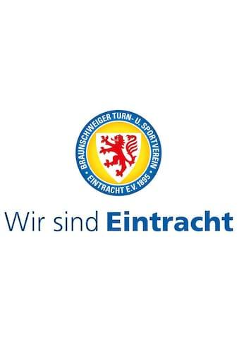 Wall - Art Wandtattoo »Wir sind Eintracht Braunschweig« (1 Stück) kaufen