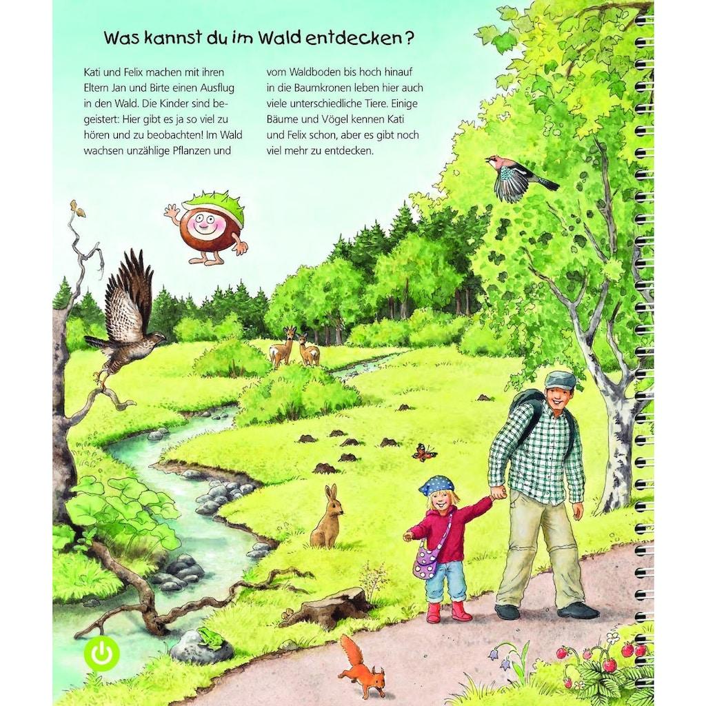Ravensburger Buch »tiptoi®, WWW - Komm mit in den Wald«, Made in Europe