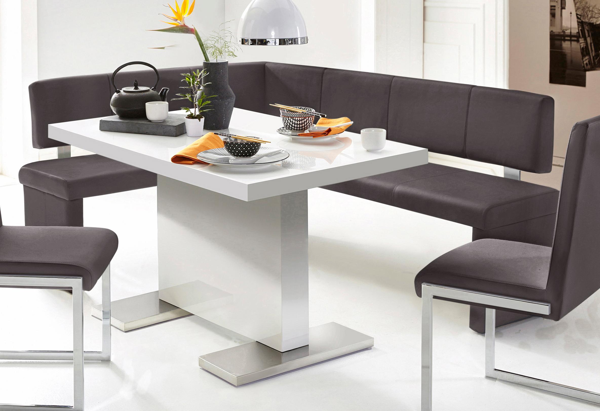 Steinhoff Eckbank | Küche und Esszimmer > Sitzbänke > Eckbänke | Kunstleder | STEINHOFF