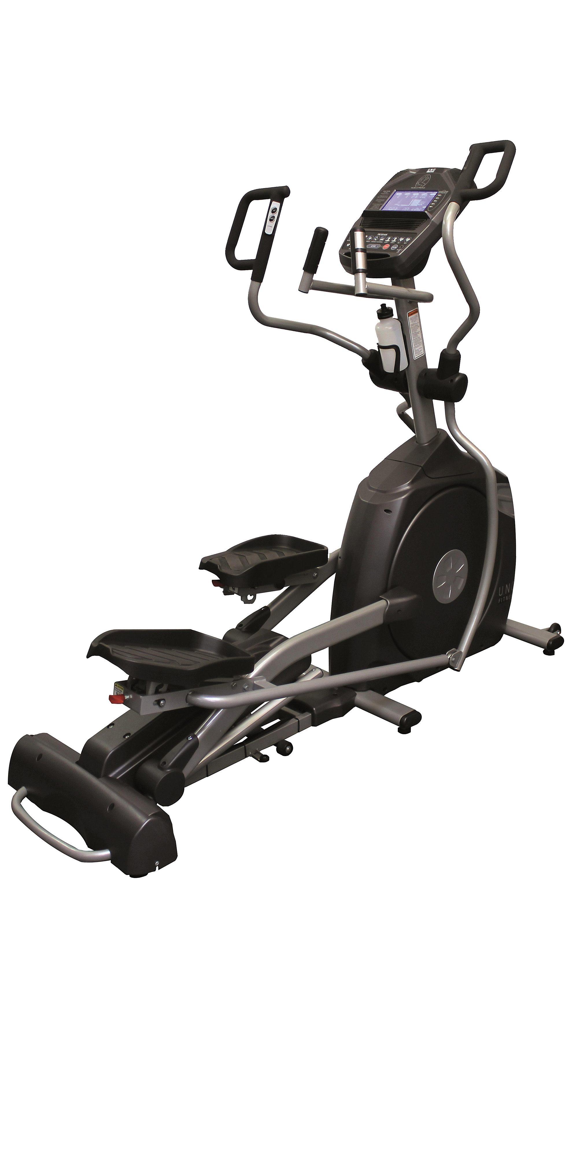 U.N.O. Fitness UNO FITNESS Crosstrainer-Ergometer Crosstrainer XE 51 Technik & Freizeit/Sport & Freizeit/Fitnessgeräte/Crosstrainer