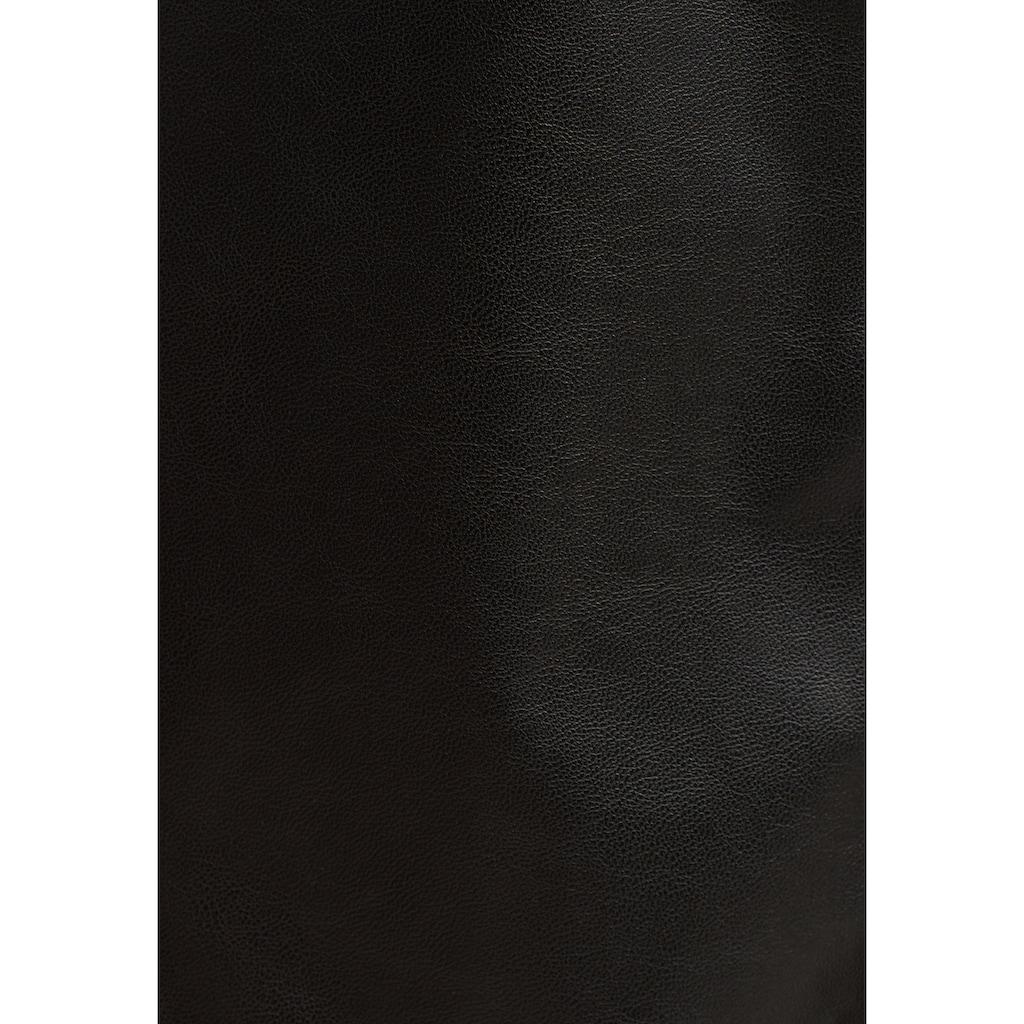 OXXO Hemdbluse, mit langer Form
