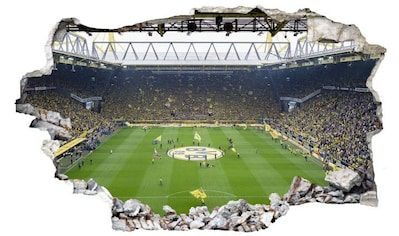 Wall-Art Wandtattoo »Wandsticker BVB Fan Choreo« kaufen