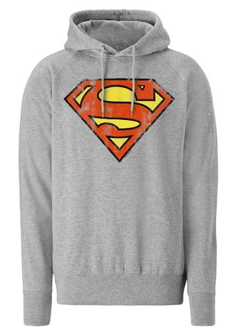 LOGOSHIRT Kapuzensweatshirt mit tollem Superhelden-Print kaufen