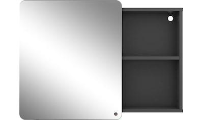 TOM TAILOR Spiegelschrank »COLOR BATH«, mit Spiegeltür & offenem Regal, Breite 80 cm kaufen